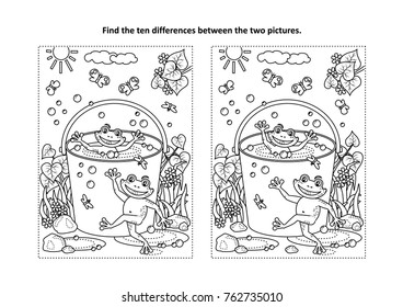 Spot Difference Adult High Res Stock Images Shutterstock