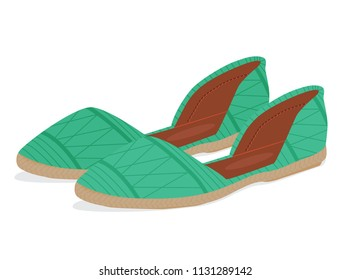 Summer Shoes, Espadrilles, Shoes for Women, Model Shoes.