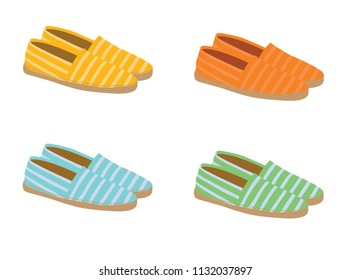 Summer Shoes, Espadrilles, Shoes for Women, Shoes with Model, Collection.