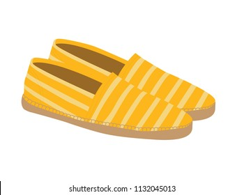 Summer Shoes, Espadrilles, Shoes for Women, Shoes with Model.