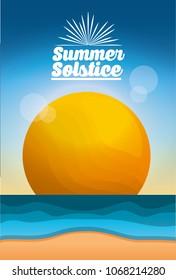 summer solstice season