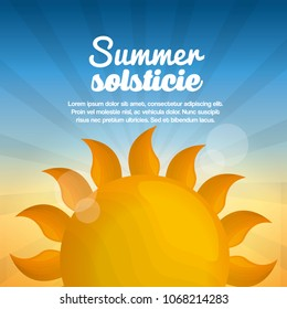 summer solstice vacations