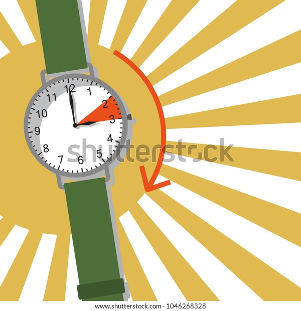 summer time - time shift forward