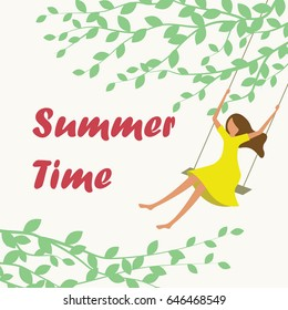 Summer Time Swing