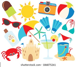 Summer Vacation / Beach