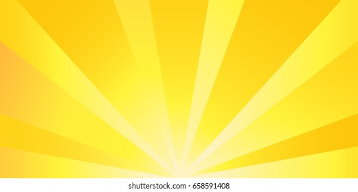 Summer Vector background with sunlight. Sun rays wallpaper. Sunburst vector Illustration. Sun, sunburst, sunshine, sun rays, rays, sunrise, light rays, sunset, sun beams, sunrise, burst, Illustration