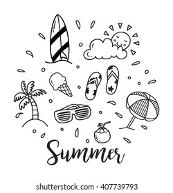 Summer Draws Images, Stock Photos & Vectors | Shutterstock