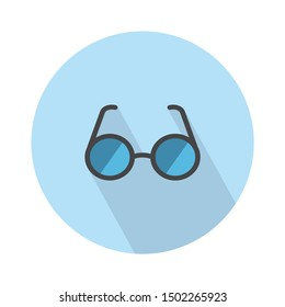 sun glasses icon - From web, universal and Miscellaneous Icons set