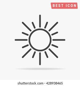 sun Icon.