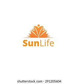 Sun Life Logo Template