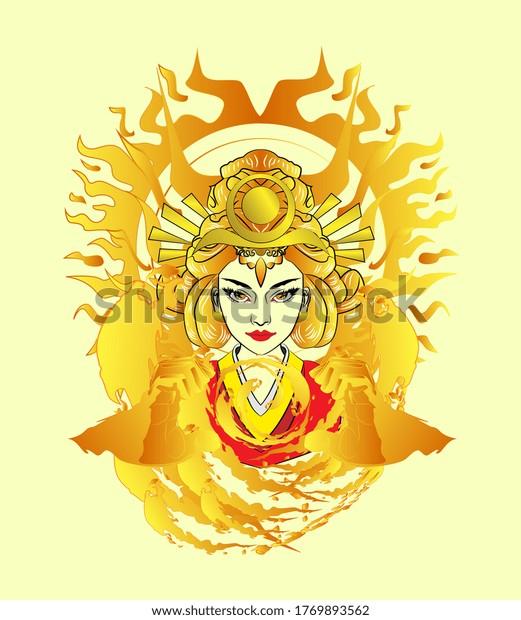 sun-princess-illustration-design-sukajan