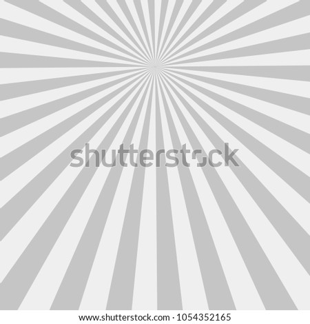 874620906ae Sun Rays Background Vector Illustration Sun Stock Vector (Royalty ...