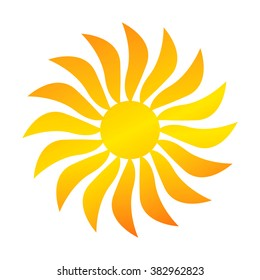 sun sign design