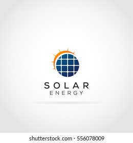 Sun Solar Energy Penal Logo