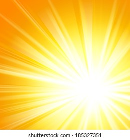 Sun Sunburst Pattern. Vector illustration eps 10