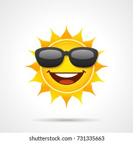 Cartoon Sun Hd Stock Images Shutterstock