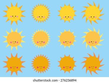 Sun vector package