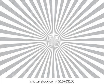 Sunburst background .Vector illustration.