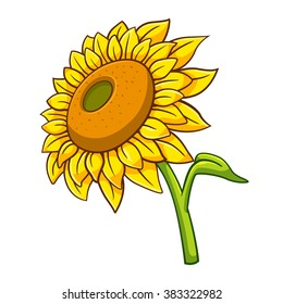 sunflower cartoon images stock photos vectors shutterstock rh shutterstock com sunflower cartoon tumblr sunflower cartoon tumblr