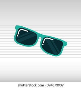 sunglass  icon  design