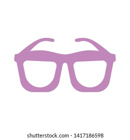 Sunglasses. fashion icon - modern Sunglasses illustration