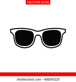 Sunglasses Icon.