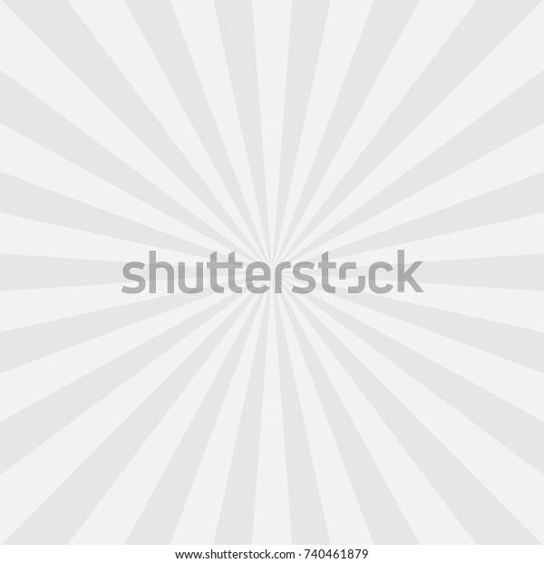 edb2bf41689 Sunlight Abstract Background Grey Color Burst Stock Vector (Royalty ...