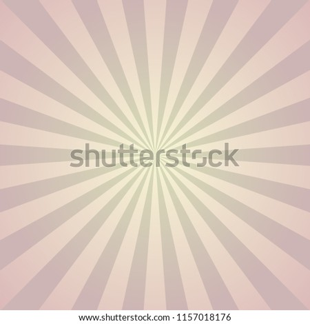 Sunlight Retro Faded Background Pale Pink Stock Vector Royalty Free