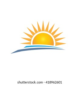 symbol of the rising sun stock vectors images vector art rh shutterstock com rising sun logo images rising sun lugol's iodine solution 5 percent
