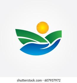 sunrise logo for plantations