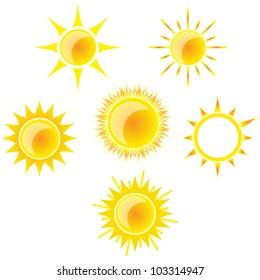 Suns set