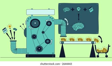 Super Brain Factory