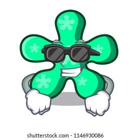 Super cool free form character cartoon
