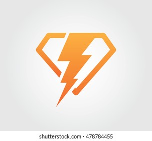 Super Energy Logo Icon For Websites, Apps And Project Identity