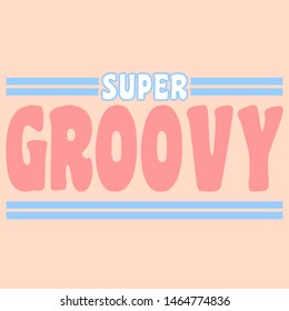 Groovy Fonts Images, Stock Photos & Vectors | Shutterstock