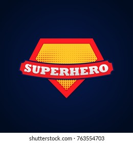 Super hero power full typography, t-shirt graphics, vectors.