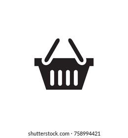 Super Market Basket Icon