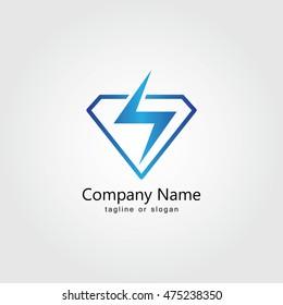 Super power logo