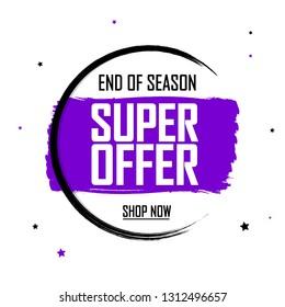 Season Offers Images, Stock Photos & Vectors | Shutterstock