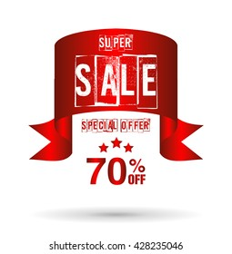 Super Sale banner vector and background icon art web new www app
