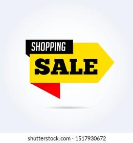 Super Sale poster, banner. Big sale, clearance. best seller, shopping Vector illustration.
