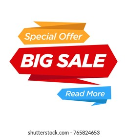 Super Sale, this weekend special offer banner, Best Offer. Vector illustration.