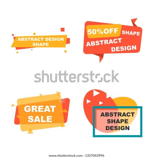 Super Sale Vector Creative Banner Illustration Stock Vector
