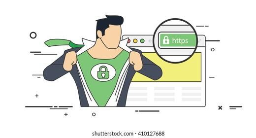 Super SSL certificate