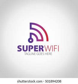 Super Wifi Logo