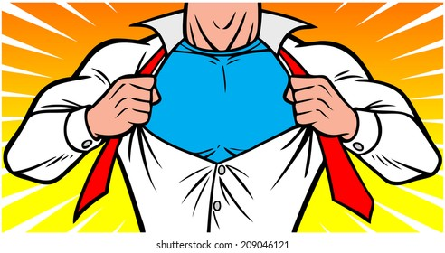 Superhero Chest