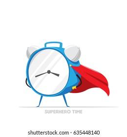 Superhero time