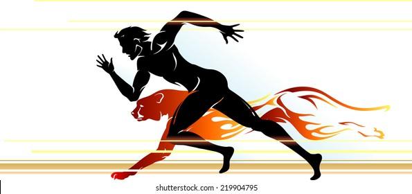 Superhuman Speed Runner
