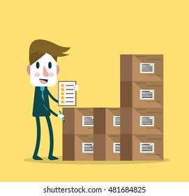 count inventory stock vectors images vector art shutterstock
