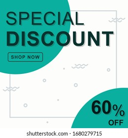 Supper Discount offer banner. You use the banner,  Ads, Social Media & web blogs.